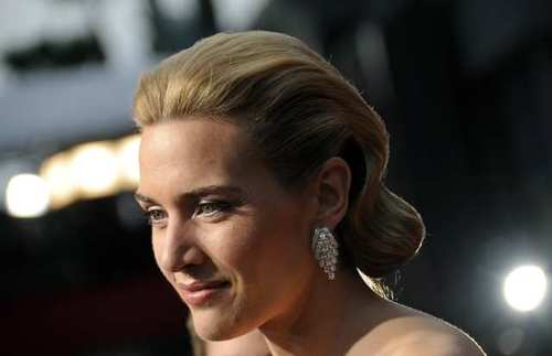 lisa turley kate winslet oscar hair