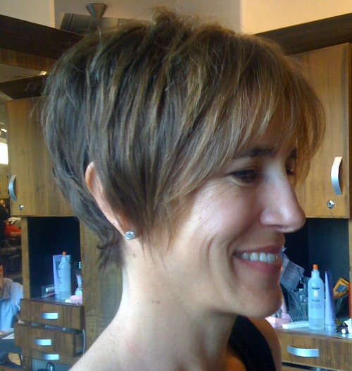 susan-baker lisa turley hairstylist at sachi salon and spa
