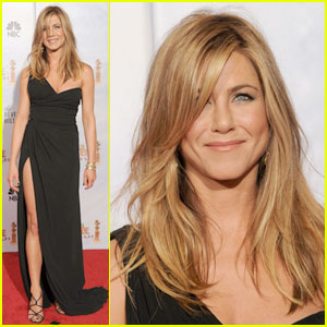 jennifer-aniston-golden-globes lisa turley hairstylist sachi salon and spa